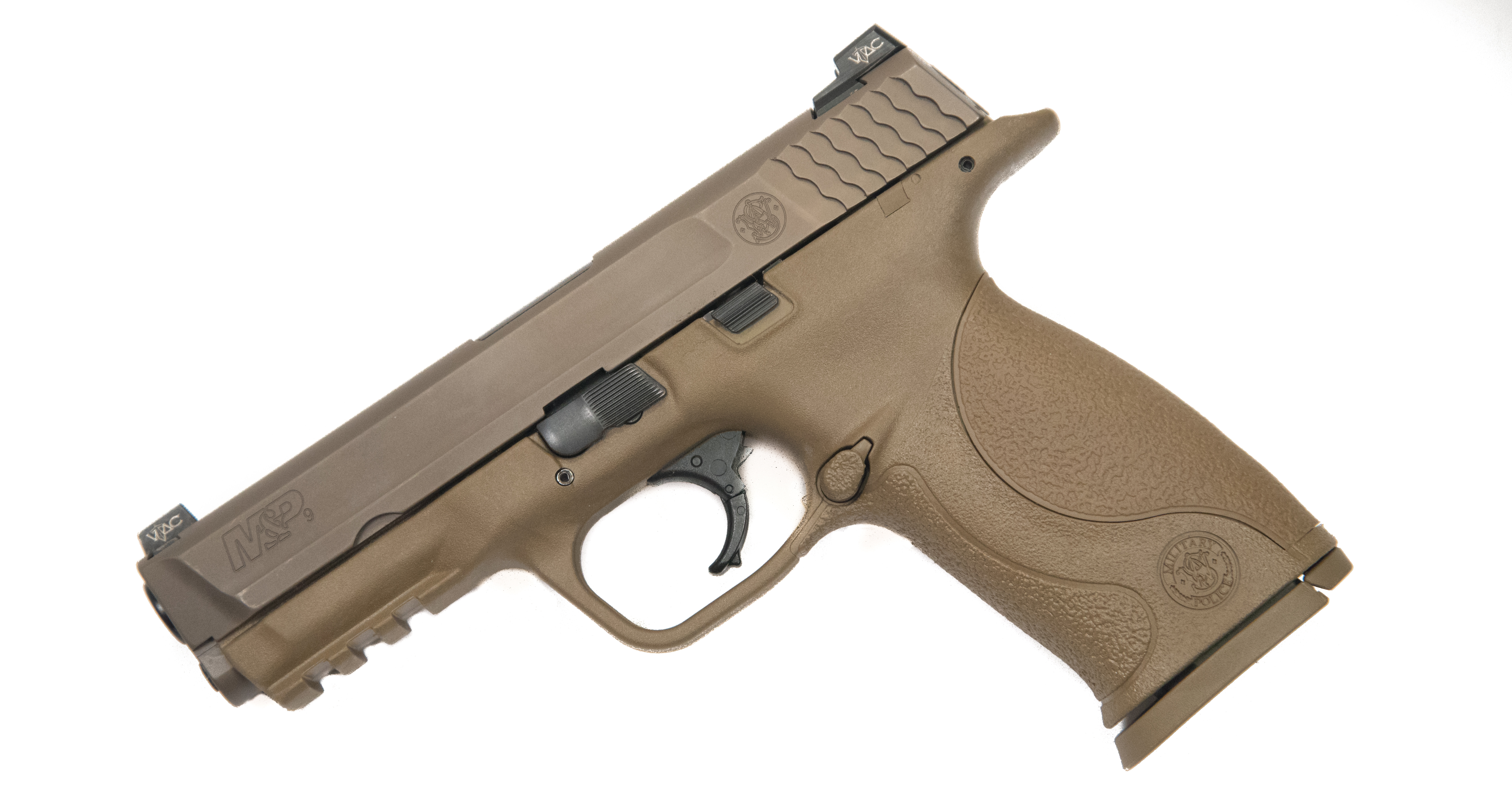 Smith and Wesson M&P9 VTAC