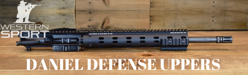 Daniel Defense Upper from Western Sport